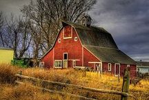 Windmills, Barns & Bridges / by Jeaneane Ray Latta