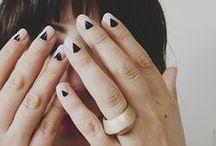 F A C E // N A I L S // S K I N / Makeup, skin remedies, and nail art.