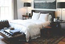 B E D R O O M / Bedroom inspiration. All things flattering