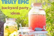 Get Togethers/Party Ideas / Birthday ideas, holiday party ideas, and the like / by Madison Barron