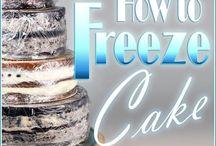 Baking Goals / Baking basics, tips and tricks.