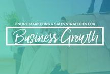 Business Growth For Fampreneurs / Discover how to reach your audience and grow your online business through social media, blogging, offer creation, online marketing, and education marketing.