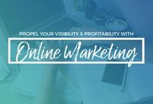 Online Marketing For Fampreneurs / Learn how to dominate the web with proven marketing strategies that produce more online visitors, leads and clients.