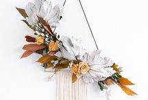 A U T U M N / Fall into Autumn with this decor (Halloween included!)