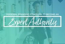 Personal Branding for Fampreneurs / Learn how to create a powerful personal brand that stands our from your competitors to become an industry expert and authority.