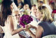 Spring Wedding in a Chianti Castle