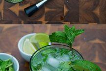 Drink Goals / Cocktails and mocktails.