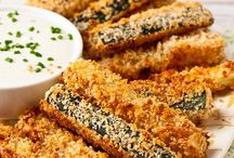Appetizer Goals / Finger-licking finger food, flavourful appetizers, snacks and side dishes.