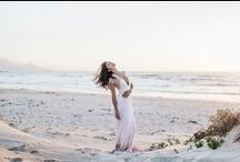 Ethereal South Africa Beach Shooting / Big Bay Styled Shoot