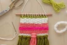 •• Weaving ••