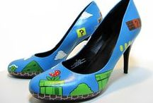 Itsame! Mario! / by Hannah Gee