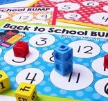 Math Games / math games and centers for the kindergarten to second grade classroom