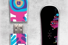 SnowDrive USB Drives / Action Sport Drives have teamed up with the best snowboard companies in the industry to create the original USB Flash Drive snowboard. We've combined this innovative design with the graphics from actual Birdhouse, Burton, QS, Red Bull, Roxy and Santa Cruz snowboard. The result is the new 2012 line of SnowDrive® models.