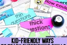 Reading Ideas / Ideas, activities, and resources for reading lesson plans, games, and centers. A collection of pins for kindergarten, first grade, and second grade teachers