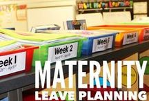 Classroom Organization / Classroom organization ideas, tips, tricks, and photographs to make learning and teaching stress free!