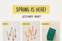 Spring fests