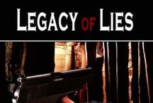 Legacy of Lies / A Contemporary Sweet Romantic Suspense