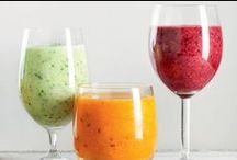 _Smoothie & juice / Healthy and yummy and so good for you!