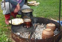 _Larp camp food