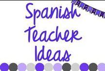 Spanish Teacher Ideas / Teaching ideas for the high school and middle school Spanish classroom