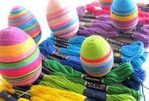 Easter / by Kathleen Hargett