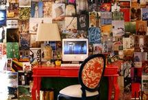 Accent Wall / by Kathleen Hargett