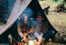 camping / by Laura Brady