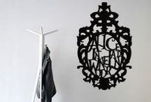 Wall decorations / Interesting ideas for a wall decorations.