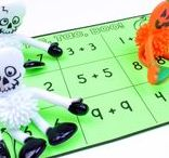 HALLOWEEN for Kids / Ideas, lessons, activities, resources, and engaging games for Halloween!