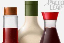 Julia InspireMe ---  Sauces & Dressings / Sauces & Salad Dressings / by Heidi Flores
