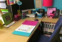 Teacher Organization / You're a teacher, and things can be STRESSFUL! This board is filled with tips, tricks, ideas, resources, and posts about all things teacher organization! Get organized and enjoy the calmness. :)