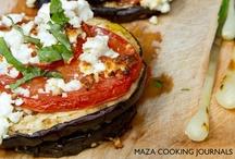 Vegetarian recipes / by Marysa Nicholson