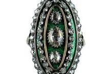 ~ jewelry box ~ / Dramatic, curious and beautiful adornments. / by Tamara Gunter