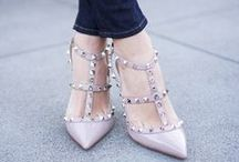 My Love of Shoes / I am obsessed with shoes.  Need I say more? / by Tangie Smith