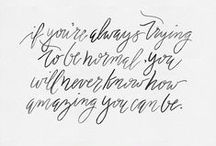 words. / by Jordan McGrath