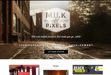 The Clean & Stylish Web  / A curation of clean & modern web designs and WP themes uncovered amongst SoSweet!'s endless web-side wanderlust.