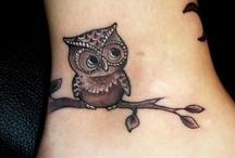 Ink / by Bryttany Brown