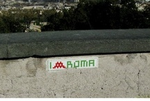 roman street art