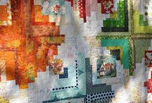 Quilt Pattern Ideas / by Valerie Granfeldt