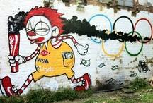 ART! - Street ART / by Sara Tagliapietra