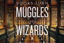 You're A Wizard 'Arry! / by Caroline Stapleton