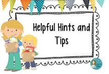 Helpful Hints and Tips Journey