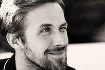 Ryan Gosling <3 <3 / What can I say? He is freaking Ryan Gosling. / by Alli Farrington