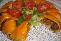 Main Dishes Groundbeef/Hamburger