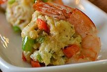 Main Dishes Seafood