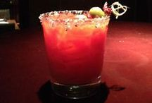 Adult Beverages & Boozey Treats