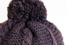 Calceta / Knitting / by Ruca, la casa de los complementos la casa de los complementos