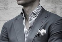 "Pour Homme  / Men's fashion deserving of ""the nod."" / by C.H. McCray"