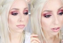 YouTube Makeup Tutorials / These are some makeup tutorials that I adore!  / by Angela Hughes
