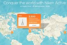 Map Design / Collection of nifty map design, in the web and beyond.